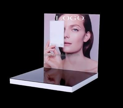 Customize plexiglass cosmetic retail display DMD-2397