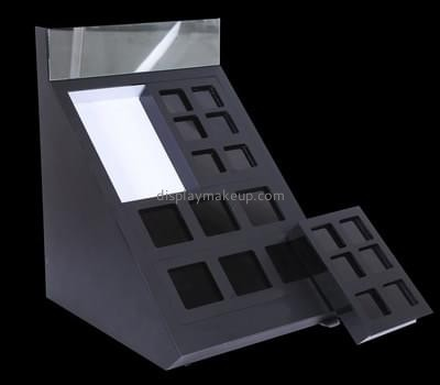 Customize lucite cosmetic display units DMD-2400