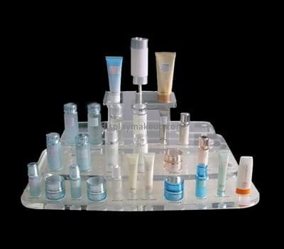 Customize perspex cosmetic display units DMD-2401