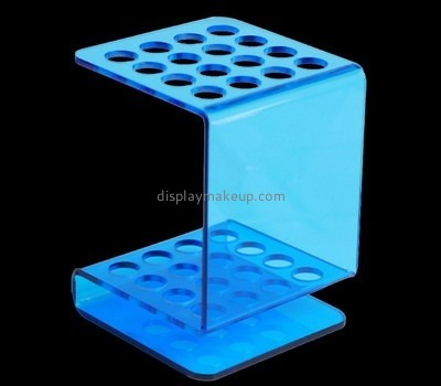 Customize acrylic cute makeup brush holder DMD-2426