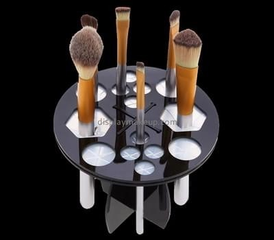 Customize acrylic best makeup brush holder DMD-2433