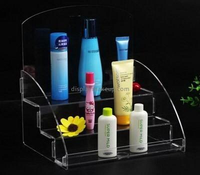 Customize retail 3 tier acrylic display DMD-2438