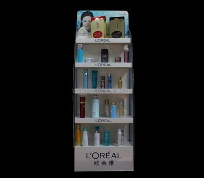 Customize lucite beauty cabinet DMD-2500