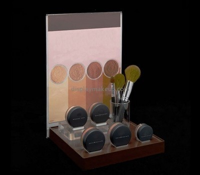 Lucite table top retail display DMD-2504