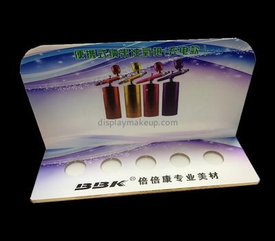 Plexiglass retail store display items DMD-2521