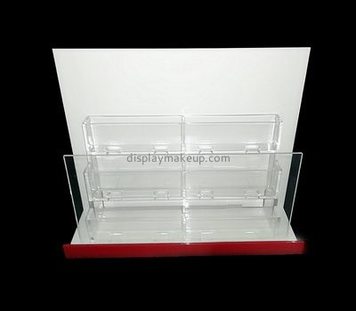 Acrylic retail display racks DMD-2531