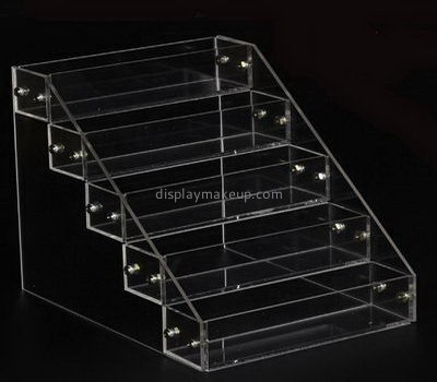 Clear acrylic 5 tiered display holders DMD-2570
