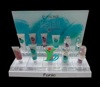 Acrylic makeup display stands DMD-2573