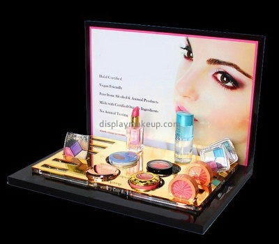 Retail acrylic cosmetics display stand DMD-2575