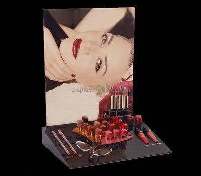 Customize acrylic lip stick display stand DMD-2601