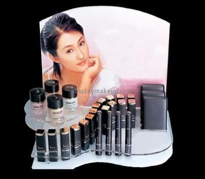 Plexiglass company custom plexiglass cosmetic store display DMD-1060