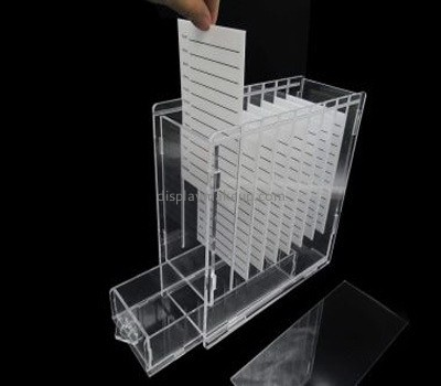 Custom acrylic lash display holders DMD-2641