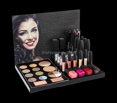Custom promotional acrylic makeup displays DMD-2672