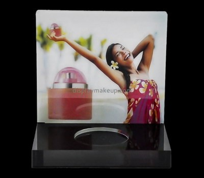 Custom acrylic cosmetic display holder DMD-2682