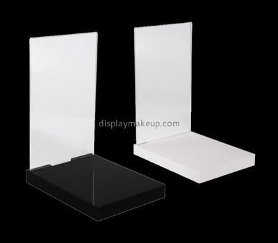 Custom retail acrylic cosmetic displays DMD-2696