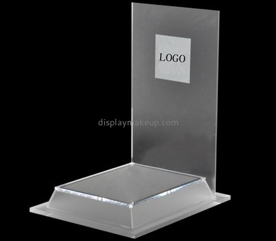 Custom counter top acrylic makeup displays DMD-2695